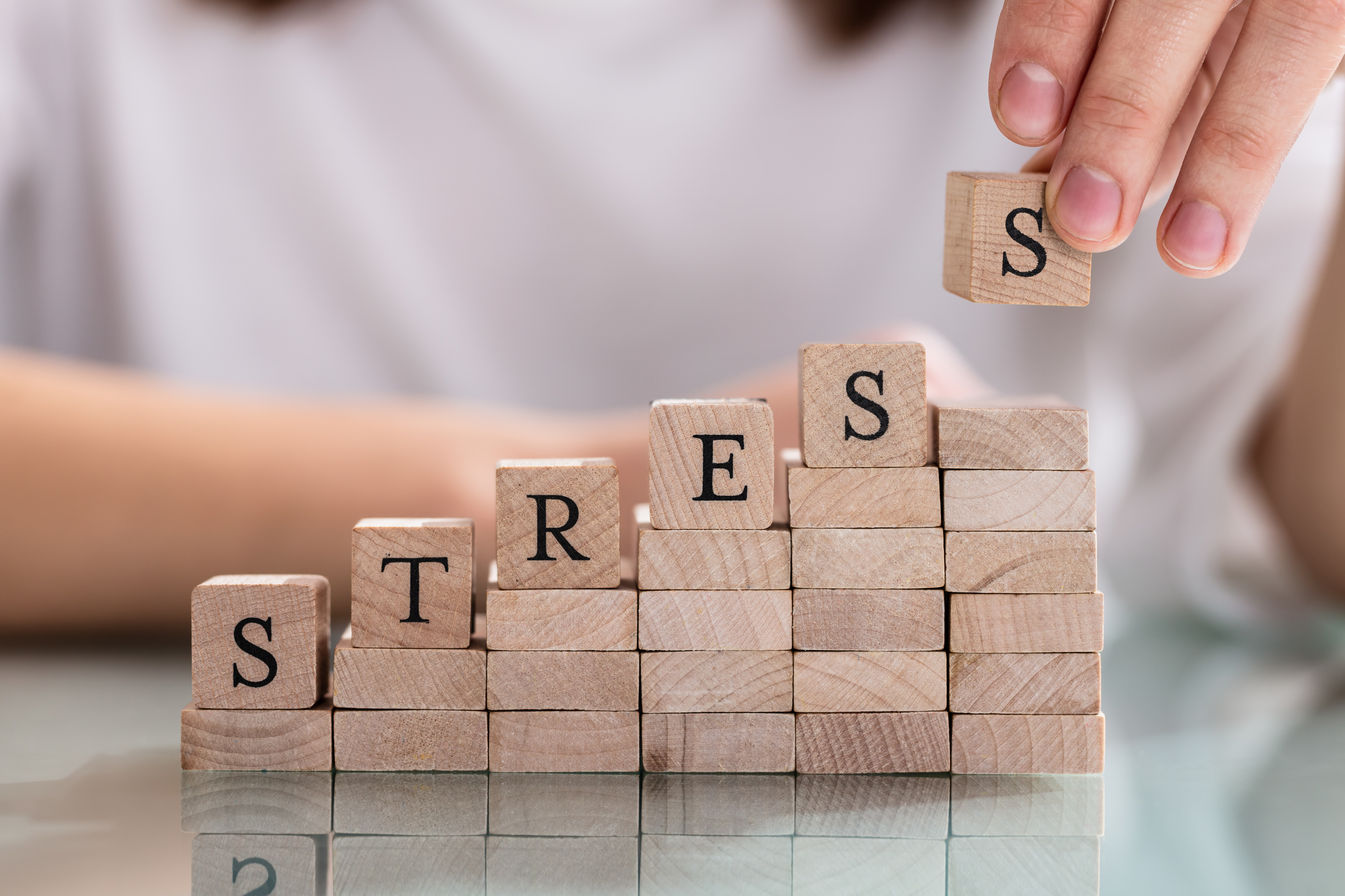 reduce effects of stress